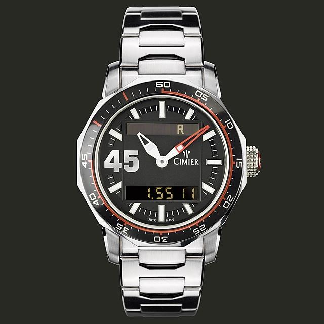 Hattrick - Luxusné švajčiarske hodinky CIMIER (pánske a dámske hodinky) 45942a5f035