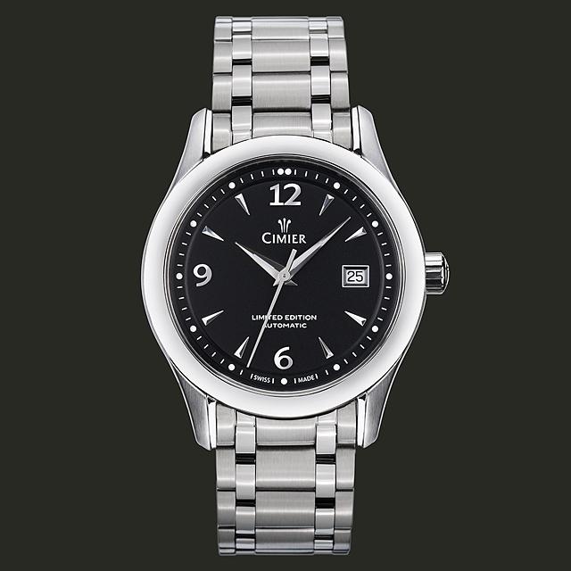 ClassMatic - Limited Edition - Luxusné švajčiarske hodinky CIMIER ... 3bca5b36cff