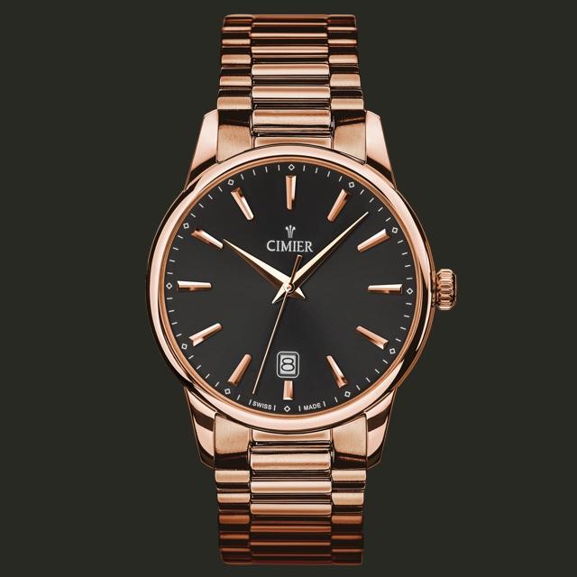 Classic - Luxusné švajčiarske hodinky CIMIER (pánske a dámske hodinky) c89bc005dfb
