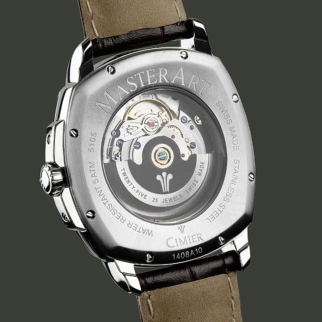 Spirit of Baar - Luxusné švajčiarske hodinky CIMIER (pánske a dámske ... 1e75e59df66