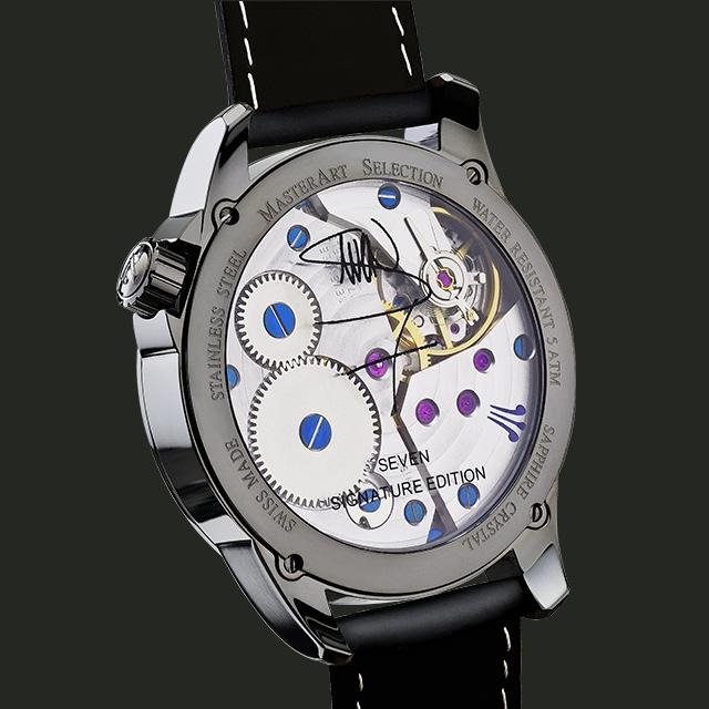 SEVEN - Luxusné švajčiarske hodinky CIMIER (pánske a dámske hodinky) 69828cc28cc
